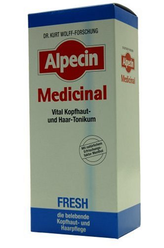 Alpecin Medicinal Vital Kopfhaut- und Haar-Tonikum Fresh, 200 ml
