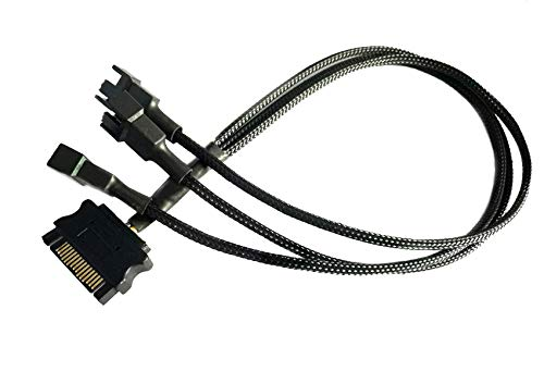 SATA to 3 Fan Splitter Adapter C...