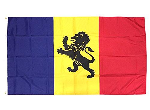 Delta Kappa Epsilon Chapter Fraternity Flag 3 x 5 Polyester Use as a Banner Sign Decor DKE