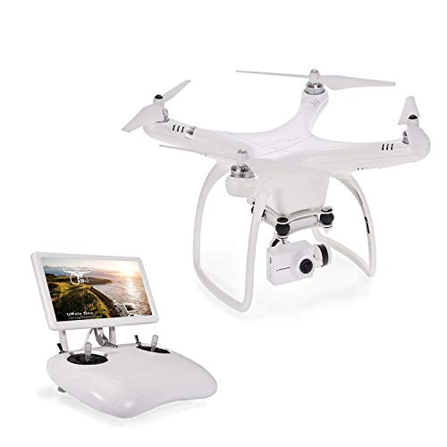 UPair One 2.7K Camera and GPS Drone with 7 inch FPV Screen, UPair Quadcopter