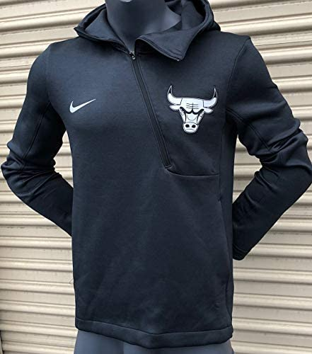 Nike Dry-Fit NBA Chicago Bulls Therma Flex Sudadera con Capucha y ...