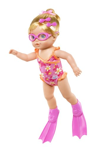 Zapf Baby Born Mommy Look I Can Swim Buy Online In Uae