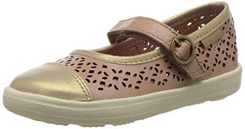 Tan Jane Rite Leather Flats Mary Stride Poppy Kids wS7nxqYCT4