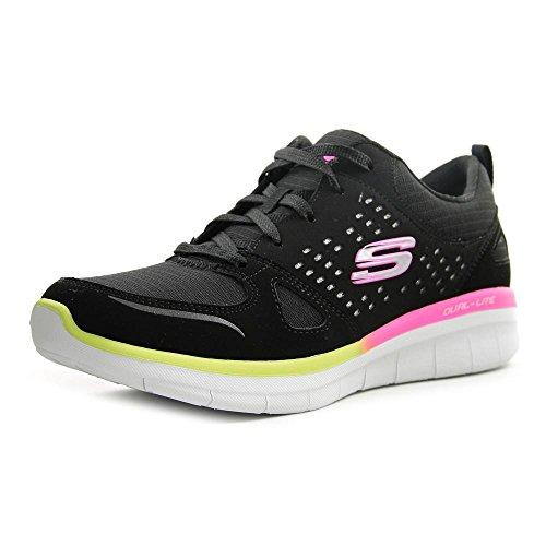 Bbk Multi 12378 Sneaker Skechers Mujer Negro Twf0qxR15