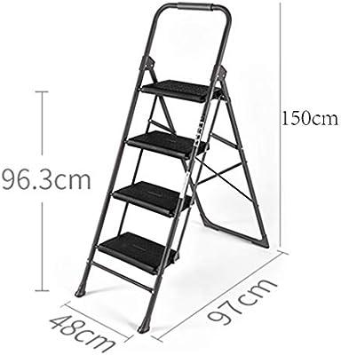 Casa Escalera de la barandilla, escalera de tres pasos de la ...