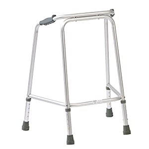 NRS Walking Frame N81724 Adjustable Height - Small (Eligible for VAT relief in the UK) 33