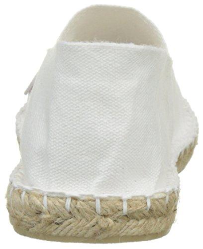 Bl Blanc Bianco Unisex Cala Basse Adulto Classique Espadrillas wAXHHqnY0x