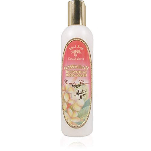 Island Soap & Candle Works Body Wash, Plumeria