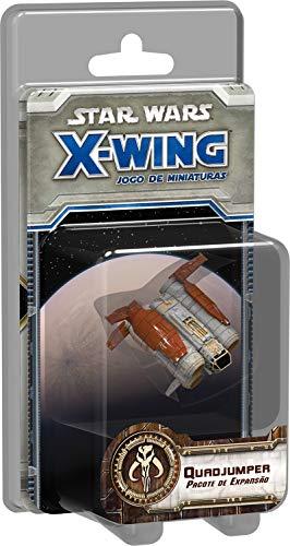 Quadjumper: Star Wars X-Wing - Galápagos Jogos