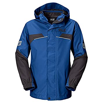 19d5c9100 Jack Wolfskin Topaz Winter jacket 3 in 1 Jacket Blue Bleu - Bleu ...