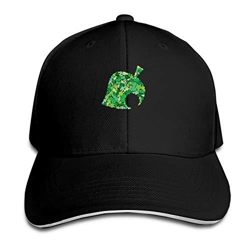 Baseball Caps, Women Men Unisex Animal Crossing New Leaf T Slider Snapback Hats Baseball Caps ()