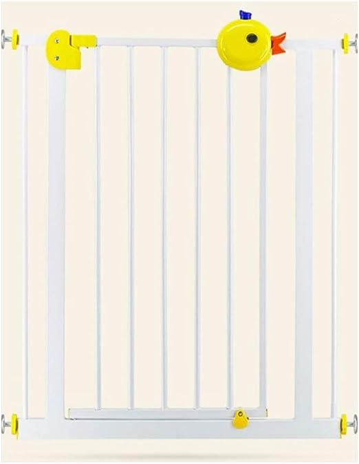 HJQML Barra de compuerta de Seguridad Interruptor de Dos vías Rebote automático Dispositivo Normalmente Abierto Escalera Barandilla Cerca for Mascotas Cerca for Perros Puerta de Aislamiento: Amazon.es: Hogar