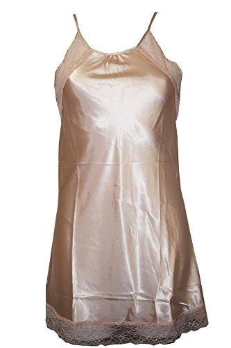 Raivar - Salto de cama - Sin mangas - para mujer dorado