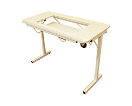 Merveilleux Arrow Gidget II Home Indoor Adjustable Sewing Machine Sturdy Craft Table  White
