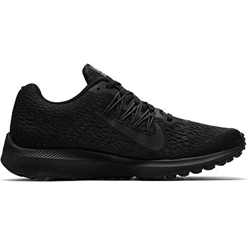 black 5 Zoom Para Wmns Mujer Anthracite De Negro Winflo Zapatillas 002 Running Nike wa6qB