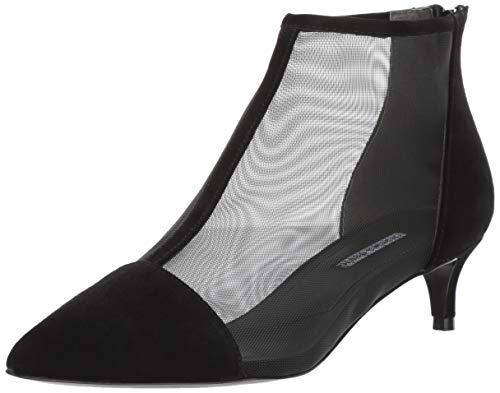 Charles David Women's Parlour Ankle Boot, Black, 8.5 M US