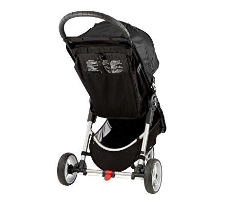 Baby Jogger 2016 City Mini 3w Single Stroller Black Gray