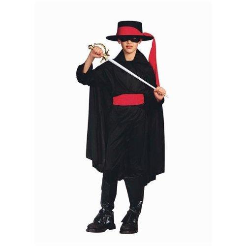 Costume Zorro Couple (Bandit Costume (CHILDREN'S)