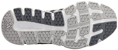 Adidas Originali Mens Freak X Carbon Mid Cross Trainer Bianco / Carbonio Met. Onix Leggero