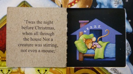 [해외]Spinner가있는 Christmas Cuckoo Clock Advent Calendar/Christmas Cuckoo Clock Advent Calendar with Spinner