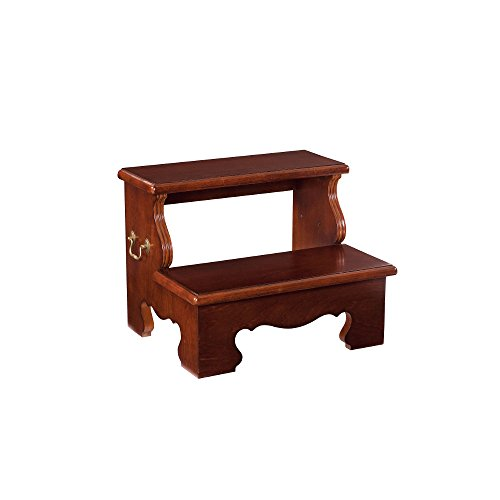 American Drew Cherry Grove Bed Step Stool -