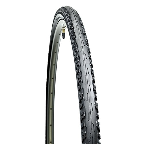 Raleigh T1531 Arrow Cycle Tyre - Black, 700x38c