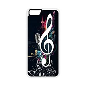 "-ChenDong PHONE CASE- For Apple Iphone 6,4.7"" screen Cases -Music In Our Life-UNIQUE-DESIGH 16"