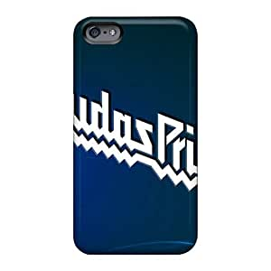 Protective Hard Cell-phone Cases For Apple Iphone 6s Plus With Provide Private Custom Trendy Judas Priest Band Pictures AnnaDubois