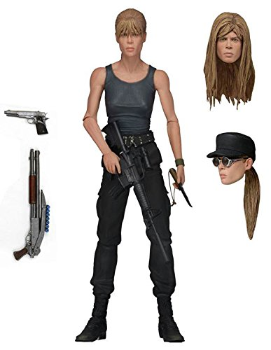 Terminator 2 7 Inch Action Figure Ultimate Sarah Connor (DX package)