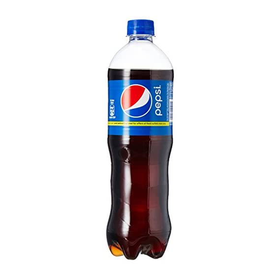 Pepsi Soft Drink, 750ml Pet Bottle