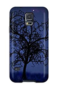 tiffany moreno's Shop Hot Snap-on Silhouette Artistic Hard Cover Case/ Protective Case For Galaxy S5