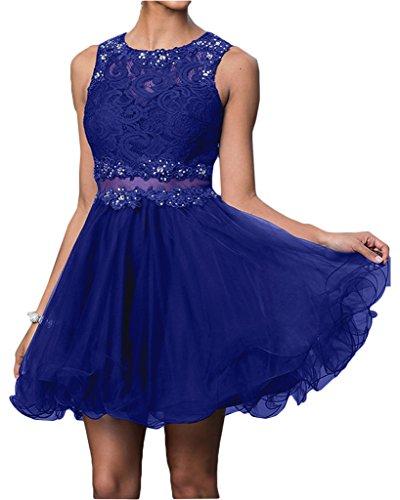Abiballkleider Promkleider Braut Cocktailkleider Mini Tanzenkleider Fuchsia Abendkleider Kurz Royal Blau mia Ballkleider La HqU0vv