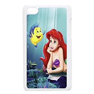 Steve-Brady Phone case The Little Mermaid Protective Case FOR IPod Touch 4th Pattern-19