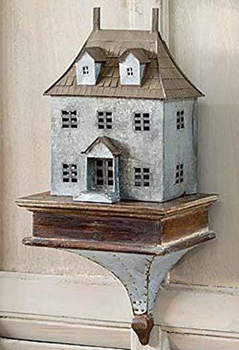 (Miniature Dollhouse Fairy Garden - French Chateau -)