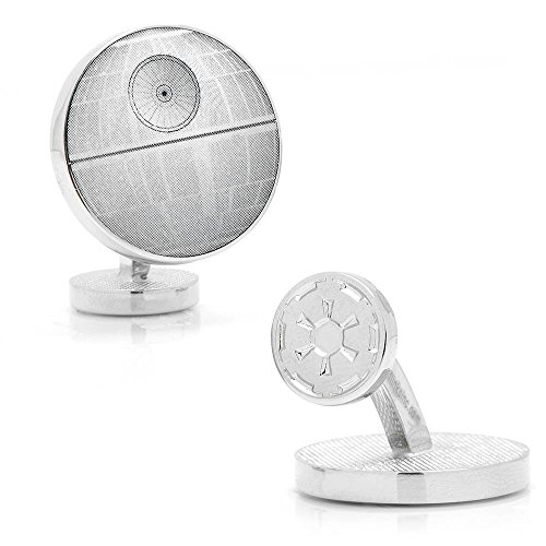 Star Wars Death Print Cufflinks