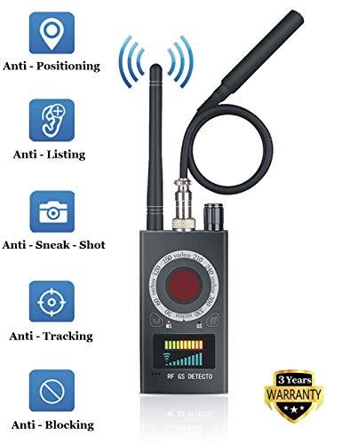 Hidden Camera Detectors Radio