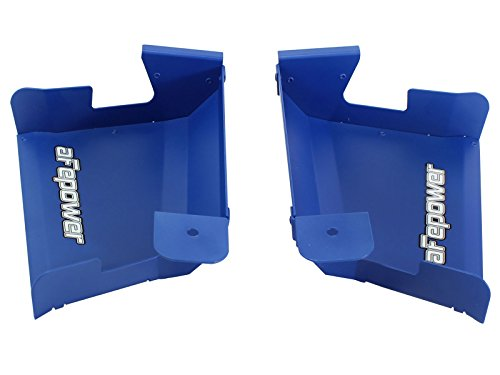 aFe Power Magnum FORCE 54-11478-L BMW 3-Series (E9x) Intake System Scoops (Matte Blue) by aFe Power (Image #3)
