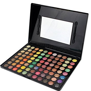 Only You Hot 88 Color Eye Shadow Eye Shadow Box Eyeshadow Makeup Artist Necessary Combination Eye Liners & Shadows (88AG)