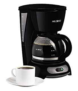Mr. Coffee 4-Cup Switch Coffee Maker, Black (B001KBZ95Y) | Amazon price tracker / tracking, Amazon price history charts, Amazon price watches, Amazon price drop alerts