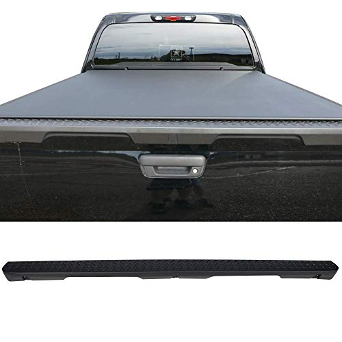 Fits 04-12 Chevrolet Colorado GMC Canyon Tailgate Protector Spoiler Cover PP By IKON MOTORSPORTS ()