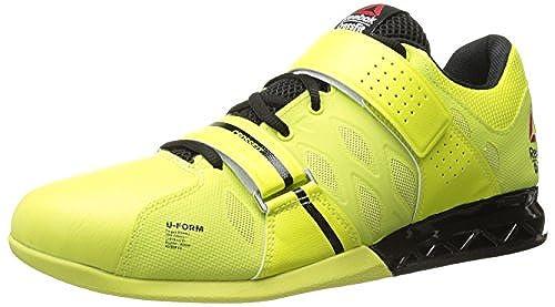 10. Reebok Men's Lifter Plus 2.0 Training Shoe
