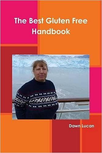 Book The Best Gluten Free Handbook