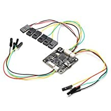BDR Trading Eachine Racer 250 Drone Spare Part CC3D Flight Controller With Flexiport