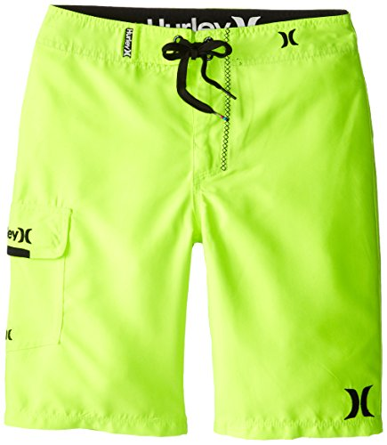 Hurley Big Boys' One and Only Boardshort-Volt, Volt, 20