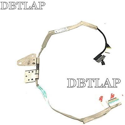 DBTLAP Screen Cable Compatible for ACER R7-571 R7-572 Left Hinge Cable DC02C005N10