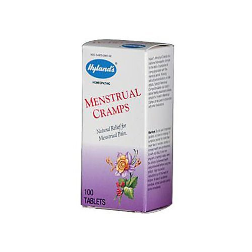 (HYLANDS HOMEOPATHIC MENSTRUAL CRAMPS, 100 TAB by Hyland's Homeopathic )