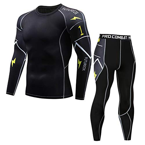 YOcheerful Activewear Suit for Men 184399c7d