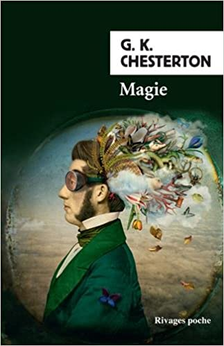 Amazon Fr Magie Une Comedie Fantastique Gilbert Keith