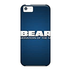 TCu14474nzcY ShinnyStore Chicago Bears Feeling Iphone 5c On Your Style Birthday Gift Cover Case