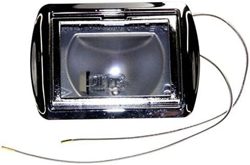 Bombilla halógena 20 w, forma de campana extractora (casquillo de puerta de lavadora brandt at276xn1): Amazon.es: Hogar